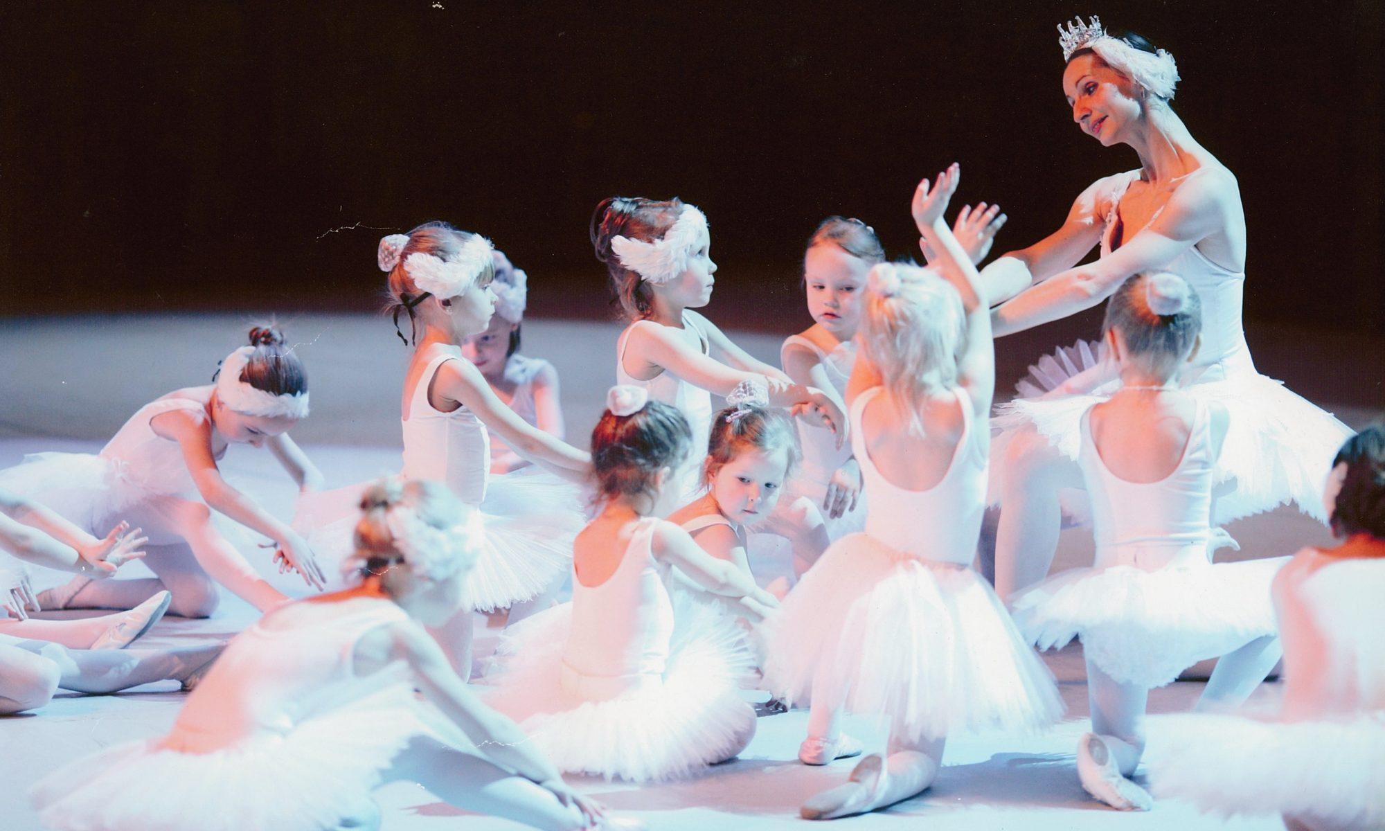 Marina Chirkova Balletiakadeemia